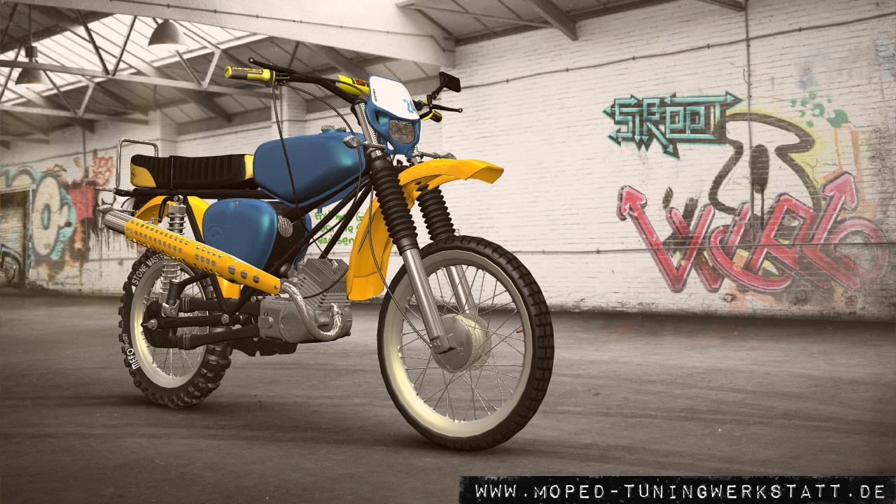 S51 Enduro Bl-Ge