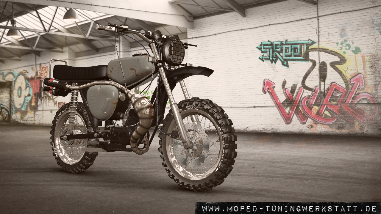 S51 OFFROAD PUUR