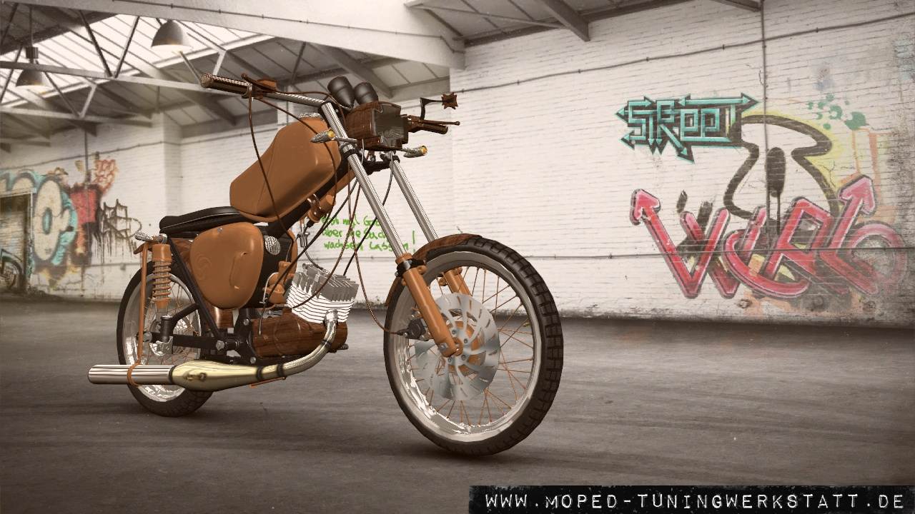 S51 Elektronik Chopper