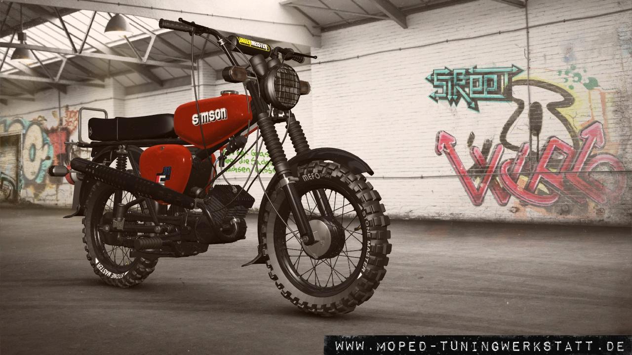 S51 Rot