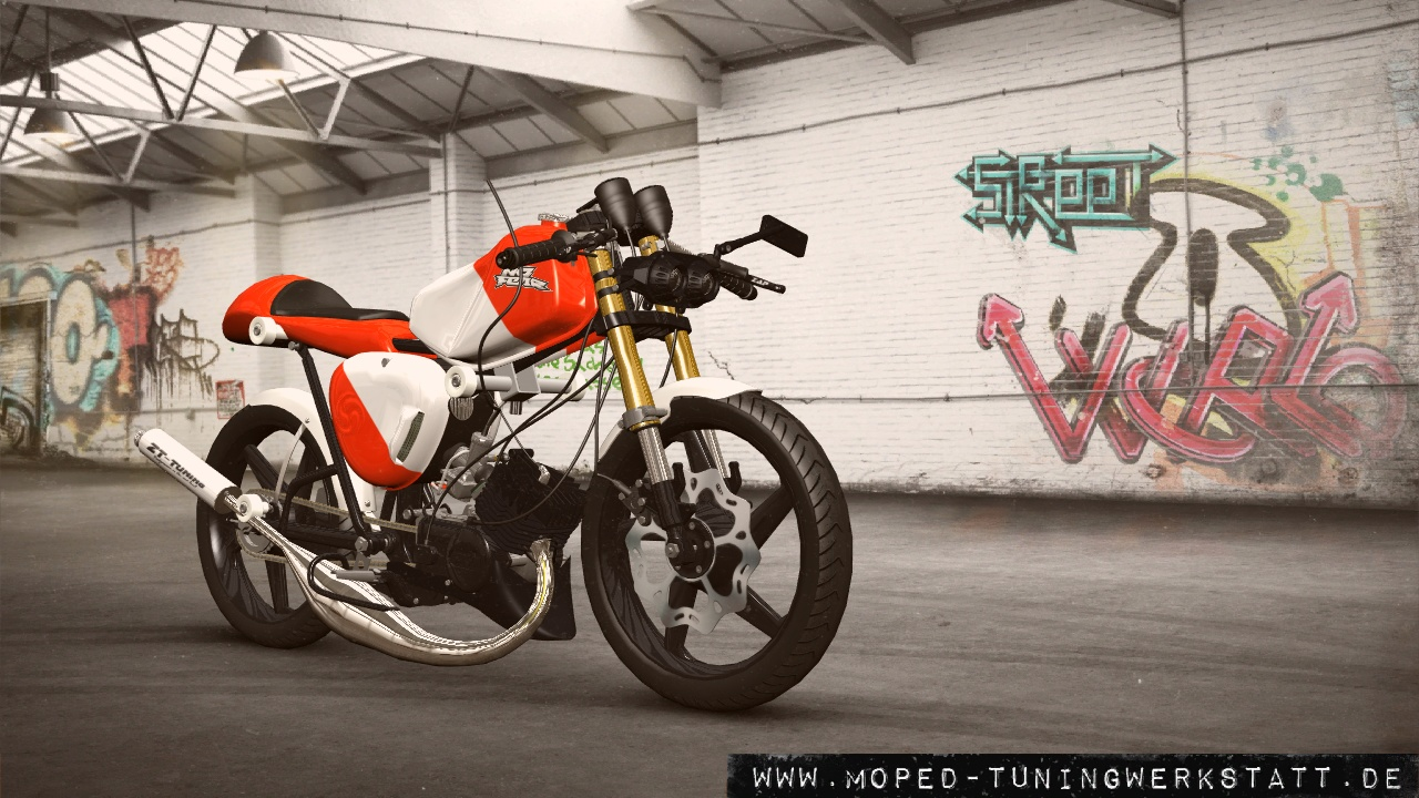 Malboro Bike 130 MTX