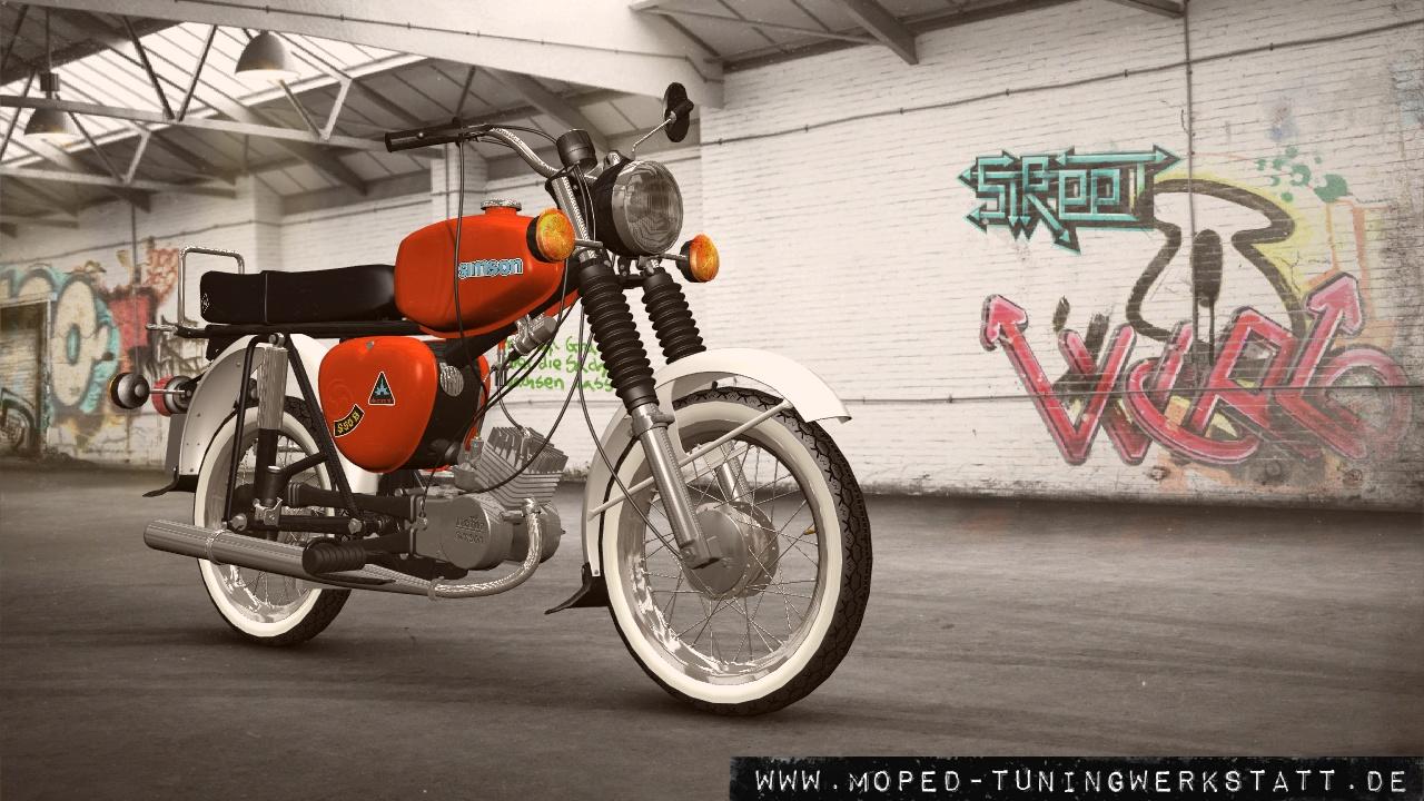 Simson S50 EDC