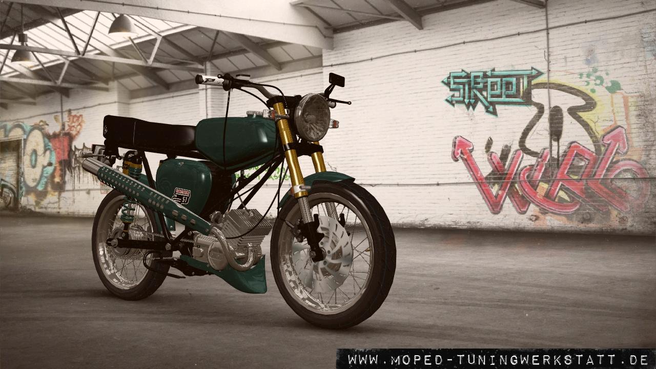 S51 my bike