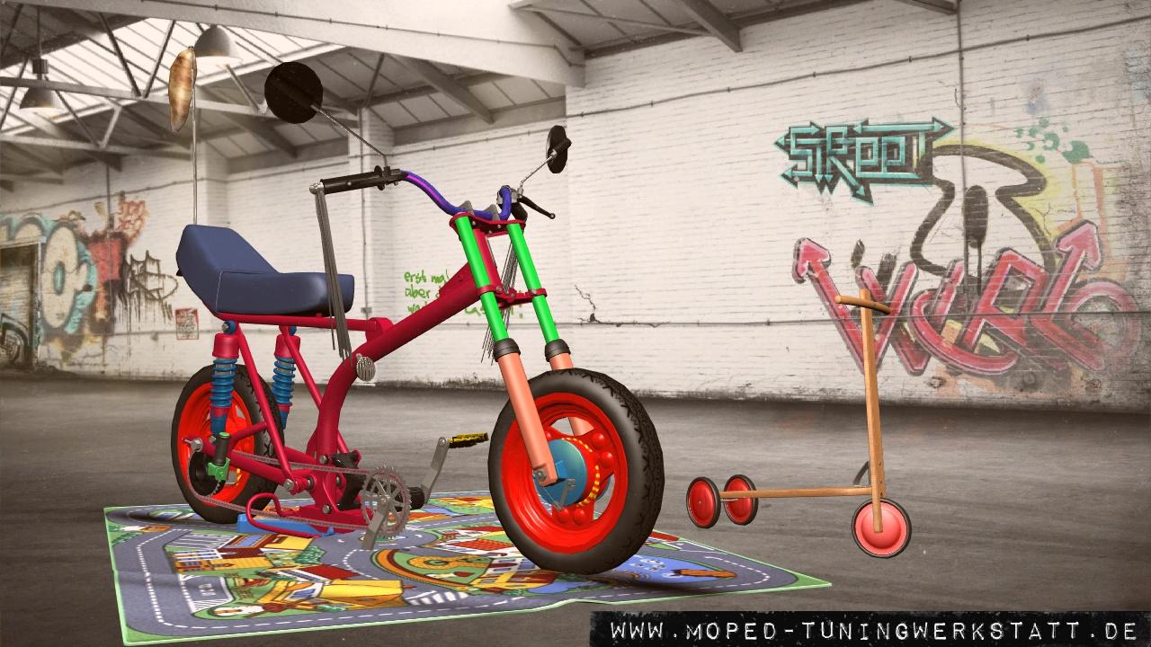 S51 Fahrrad