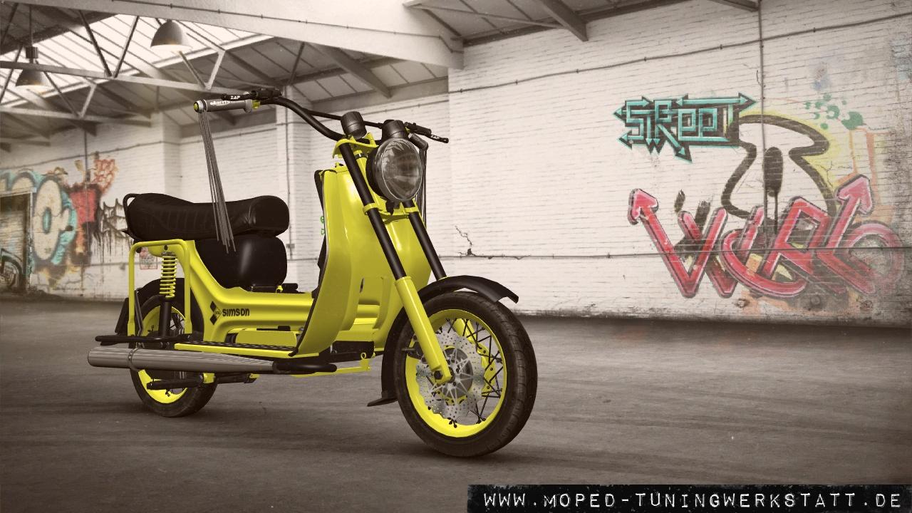 SR50 Roller