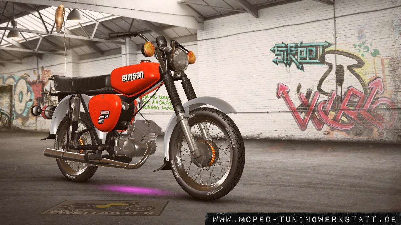 S51 Motorziel −−Leistung-