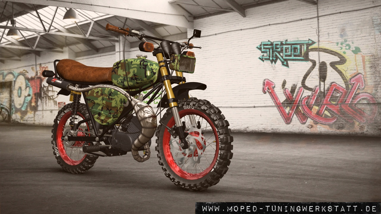 S51 offroad