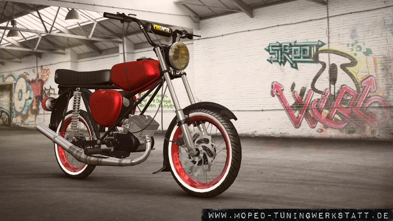 tüv moped