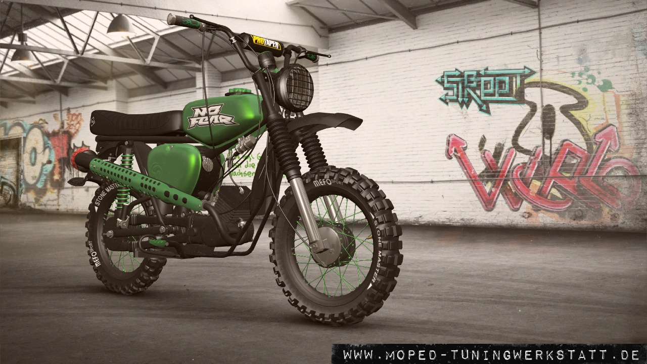 S51 Green Demon